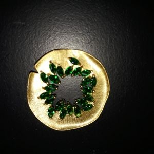 OOAK Pendant with Chrome Diopside A5